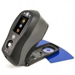 Buy cheap X Rite Colour Measurement Spectrophotometer Ci64 Series For Textiles / Plastics product
