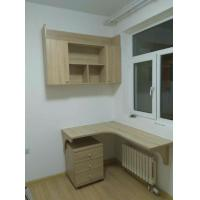 Buy cheap Professional Modern Home Furniture Desk With Cabinet , Corner Office Desk product