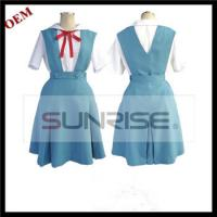 Buy cheap Best Selling School Uniform wiht Custom Logo,High Quality product