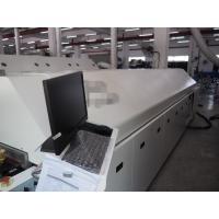 Buy cheap Hot Air Reflow Oven Economical Water Cooling 92KW GS-1200 with PLC control system from wholesalers