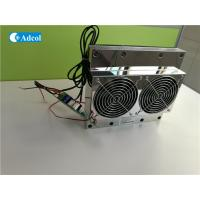 Buy cheap TEC Peltier Thermoelectric Cooler / Thermoelectric Air Conditioner With Controller For Cabinet product