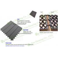 Garden tiles for sale wpc outdoor decking for garden for Garden decking for sale