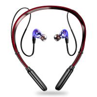 China AE-X9 Wireless Bluetooth V5.0 Earphone 3D Stereo Headset Neckband Sport Earbuds Bass in-Ear Headphones With Mic on sale