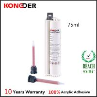 Buy cheap 75ml Artificial Stone Adhesives / Corian Solid Surface Adhesives High Quality from wholesalers