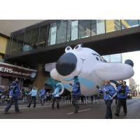 Buy cheap Inflatable Large Advertising Balloon 0.18mm PVC Tarpaulin Character Shaped product
