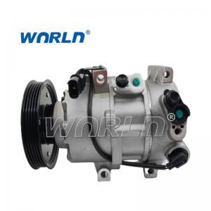 Buy cheap 5PK 890562 Auto AC Compressor For Hyundai I40 DVE12/13 Cooling Machine product