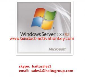 Buy cheap Windows Server 2008 R2 Standard OEM key online activation server key product