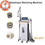 Buy cheap Guangzhou velashape vacuum roller shape rf laser body shape slimming equipment product