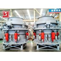 Buy cheap 220mm Inlet Size Hydraulic Cone Crusher Breaking Machine High Capacity product