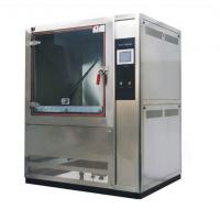 Buy cheap Electronic Environment Sand Dust Test Chamber Sus304 Stainless Steel product