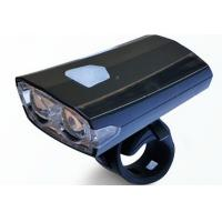 Buy cheap Constant Power Battery Powered LED Bike Lights 2 Super Bright For Night Cycling product