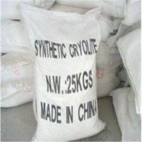 Buy cheap Cryolite for enamel from wholesalers