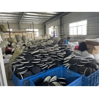 Buy cheap EPDM Fine Bubble Aeration Membrane Disc Diffuser For Wastewater Treatment from wholesalers