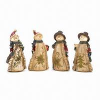 Buy cheap Resin Snowman, Country Carolers/Christmas Crafts product