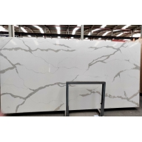 Buy cheap thickness 20mm Glossy Solid Stone Countertops from wholesalers