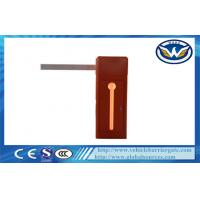 Arm Auto Reverse And Cooling Fan Device Automatic Road Barrier Gate 12m Straight Arm
