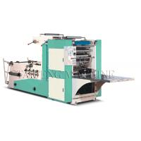 Buy cheap CE,ISO Certification Full Automatic High Speed V fold tissue paper folder product