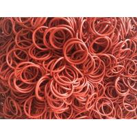 Buy cheap 30 - 85 Shore Hardness Silicone Rubber O Rings Small Size High Precision product