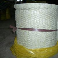 Buy cheap Rock wool blanket insulation with wire mesh for insulation product