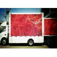China Ip65 Video Digital Truck Mounted Led Display Full Color 10mm Pixel Pitch on sale