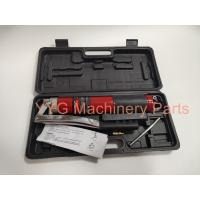 Buy cheap 800CC Excavator Parts Manual Double Piston 1200 PSI High Pressure Grease Gun product
