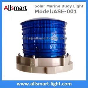 Buy cheap 2-3NM Solar Marine Warning Light Solar Beacon Lantern Solar Signal Lamp for Ports & Harbors Marinas Aquaculture Offshore product