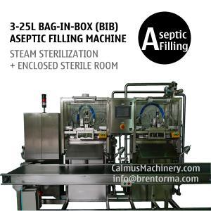 Buy cheap Bolso en llenador aséptico aséptico del BABERO estéril de los productos de la máquina de rellenar de la caja product