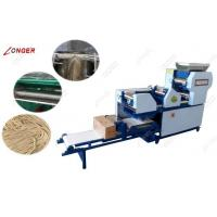 China Stainless Steel Automatic Fresh Noodle Making Machine For Sale on sale