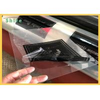 Buy cheap Transparent PE Protection Film For PET Film / PET Film Protection Film product