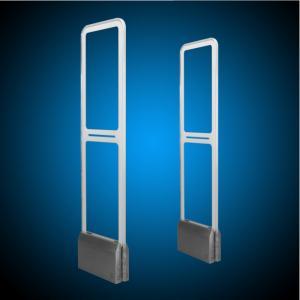 EAS vendent les piédestaux au détail acryliques d'eas du système Antenna/am du piédestal antenna/EAS des eas 58KHz d'alarme de sécurité