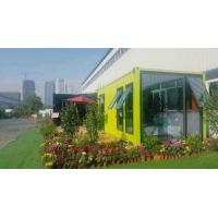 Buy cheap 20/40FT Mobile Prefabricated Customized Container House product