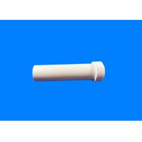 Buy cheap Refractory Industrial Electrical Insulation Alumina Ceramic Tube product