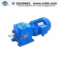 Buy cheap HR-SEW Helical Gearmotor R Series product