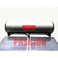 Buy cheap 200L Integrated Non Pressurized Solar Water Heater Blue Titanium Flat Collector from wholesalers