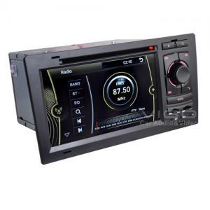 Buy cheap Car Stereo for Audi A8 Sat Nav Dvd Gps Navigation Autoradio Player Multmedia product