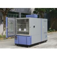 Buy cheap 1000 L Single Door ESS Chamber With 7 Inch Color Touch Screen Controller product