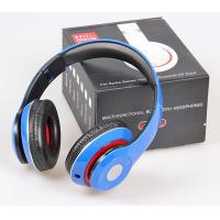 Buy cheap EB201 Super Bass HiFi Wireless Bluetooth Headphone like Beats by dr dre Hands-free With Mic Support TF Card, FM Radio product