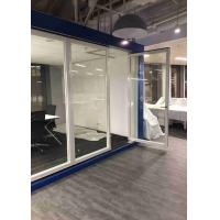 Quality Acoustic Glass Office Partitions Wall With Top&bottom Retractable Seal for sale