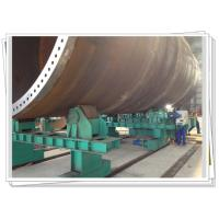 Buy cheap Base Elevated Welding Turning Rolls Pipe Welding Rollers With Trolley product