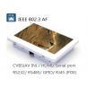 7 PC d'écran tactile de pouce IEEE802.3af POE avec la caméra de RJ45 RS485 RS232