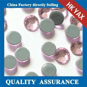 Buy cheap 0527C China factory hot fix DMC rhinestone, flat back DMC rhinstone, DMC rhinestone for garment product