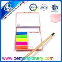 Quality Hardcover Memo Sticky Notes Color Sticky Note Pads Fluorescence Sticky Note for Gift for sale