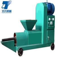 Buy cheap Hot selling Biomass sawdust charcoal briquette machine for BBQ burning product