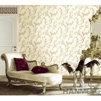 Buy cheap Eco-friendly Vinyl-coated PVC Wallcovering Bathroom Decor 0.53*10M Wallpaper Classic from wholesalers