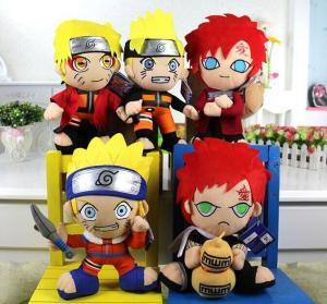China Naruto Uzumaki Naruto plush toys doll dolls cartoon doll children gift ideas Tanabata on sale