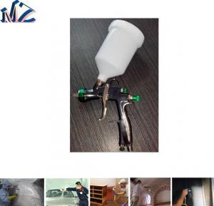 Pistolet de pulvérisation en plastique de peinture d'air de tasse de contact de W-200 600ML