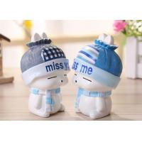 China Cute Non Toxic Resin Decoration Crafts Custom Logo / Texts Accepted on sale