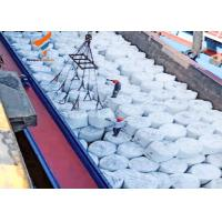 Buy cheap White Color Recycled Woven Polypropylene Bags/ FIBC Bags for Chemical Material /Iron Pellets product