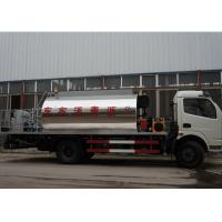 Buy cheap 8.2CBM 4x2 Asphalt Patch Truck Bitumen Sprayer Road Construction Paver product