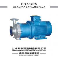 China Magnetic Driven Pump For Chemical,Pharmaceuticals,Petroleum,Foodstuff,Electroplating, etc. on sale